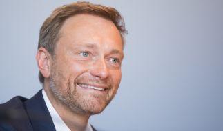 Christian Wolfgang Lindner ist seit 2013 Bundesvorsitzender der FDP. (Foto)