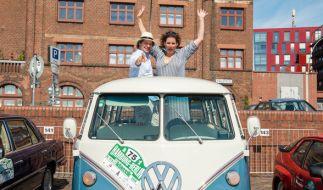 Fritz Karl und Elena Uhlig sind schon seit mehreren Jahren glücklich zusammen. (Foto)