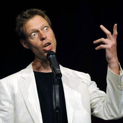 """So tickt der Komiker mit dem """"Aschebeschä"""" wirklich (Foto)"""