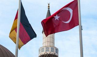 Erdogan veröffentlicht Reisewarnung für Deutschland. (Foto)