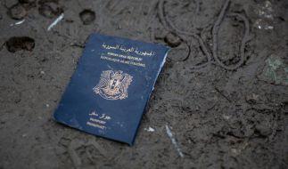 Einen syrischen Pass zu kaufen ist offenbar ein Kinderspiel. (Foto)
