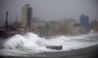 """In Kuba sorgte """"Irma"""" für Zerstörung. (Foto)"""