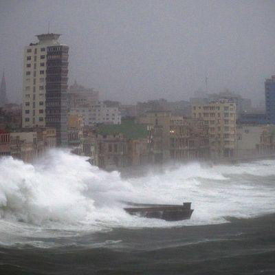 Erste Tote in Florida! 4,5 Meter hohe Sturmflut erwartet (Foto)