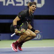 Rafael Nadal kürt sich zum US-Open-Sieger (Foto)