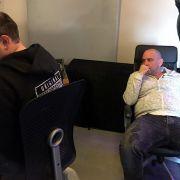 SO tickt der Mann mit dem Trainingsanzug privat (Foto)