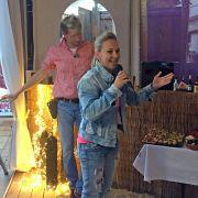 So lebt Schlagersängerin Krümel privat mit ihrem Mann auf Mallorca (Foto)