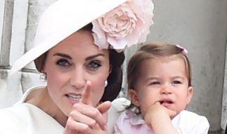 Kate Middleton erwartet nach George und Charlotte ihr drittes Kind. (Foto)