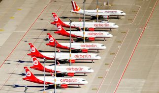 Air Berlin streicht am 12. September viele Flüge ersatzlos. (Foto)