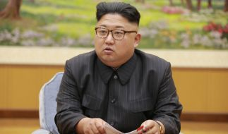 Ob Kim Jong-Un sich von den neuerlichen UN-Resolutionen beeindrucken lässt, ist äußerst zweifelhaft. (Foto)