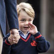 So hart wird es jetzt für ihren Prinz George in der Schule (Foto)