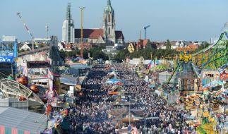 Das 184. Oktoberfest öffnet am Samstag wieder seine Pforten. Diesmal sind 18 Tage Party angesagt. (Foto)