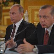 Affront gegen Nato! Erdogan holt sich Putin-Raketen (Foto)