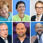 So beliebt sind die Kanzlerkandidaten im Netz (Foto)