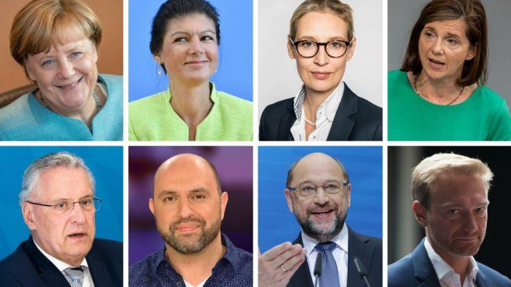 Wer wird neuer Bundeskanzler? (Foto)