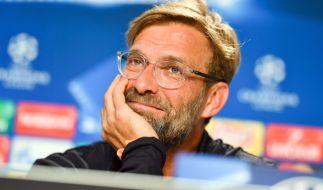Jürgen Klopp sah Foul als Unfall und wütet in Pressekonferenz. (Foto)