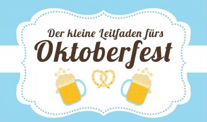 Mit diesem kleinen Leitfaden fürs Oktoberfest sind auch Wiesn-Neulinge perfekt für das rauschende Volksfest gewappnet. Passen Sie auf...! (Foto)