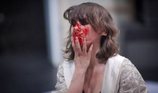 Kathrin von Steinburg war bereits in zahlreichen Theaterproduktionen zu sehen. (Foto)