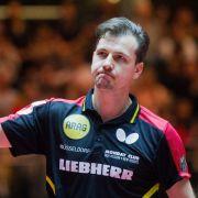 Auch deutsche Tischtennis-Herren im EM-Halbfinale (Foto)