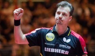 Die deutschen Tischtennisspieler um Timo Boll wollen auch in Luxemburg punkten. (Foto)