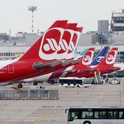 Wieder gestrichene Flüge wegen Krankmeldungen bei Air Berlin (Foto)