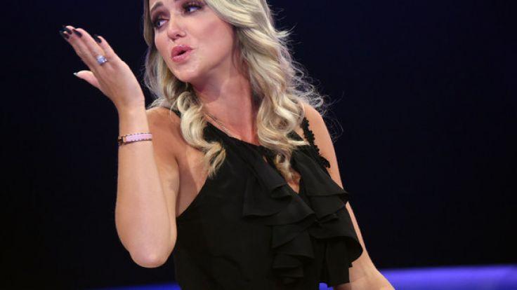 """Cathy Lugner posierte erneut spärlich bekleidet für den """"Playboy"""". (Foto)"""