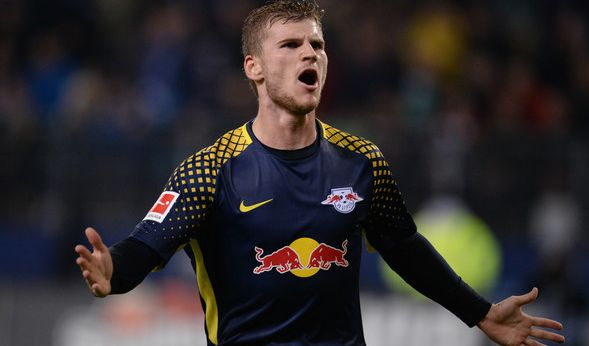 Timo Werner privat