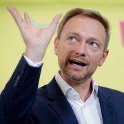 Nicht ANSCHAUEN! Dieses Video vom FDP-Chef ist richtig peinlich (Foto)