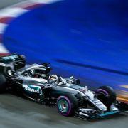 Vettel flitzt auf Pole beim Qualifying zum GP von Singapur (Foto)