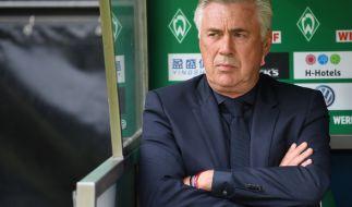 Carlo Ancelotti (Foto)