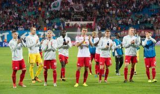 RB Leipzig trifft nach dem Champions-League-Debüt auf Borussia Mönchengladbach. (Foto)