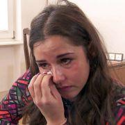 Sarah Lombardi weint bittere Tränen!