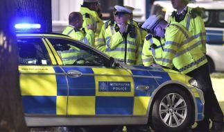 Einen Tag nach dem Anschlag in einer Londoner U-Bahn hat die Polizei einen Verdächtigen festgenommen. (Foto)