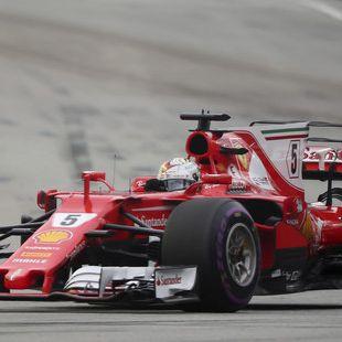 Hamilton triumphiert bei Grand Prix von Singapur - Vettel baut Mega-Crash (Foto)