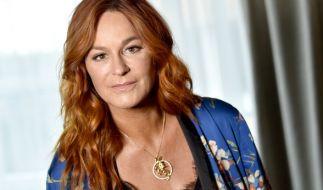 Andrea Berg weinte im Interview bittere Tränen. (Foto)