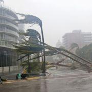 Bitte nicht! Neuer Horror-Sturm rast auf die Karibik zu (Foto)
