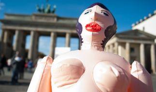 Eine Firma witterte mit Leih-Sexpuppen den schnellen Reibach. (Foto)