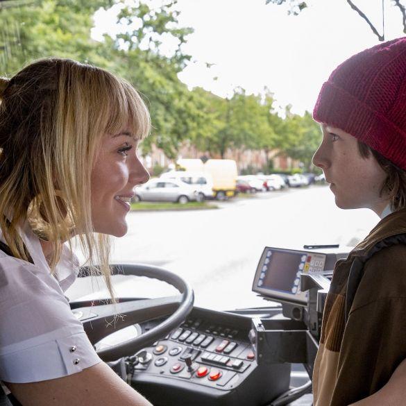 Busfahrer-Mama staunt! Der Außenseiter-Sohn entpuppt sich als Einstein (Foto)
