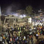 Über 200 Tote und Verletzte nach Erdbeben in Mexiko - schwere Nachbeben folgten (Foto)