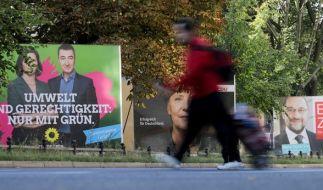 Am Sonntag kann Deutschland bis Punkt 18 Uhr einen neuen Bundestag wählen. (Foto)