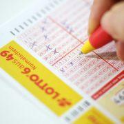 Lotto am Mittwoch - Ihre Lottozahlen und Quoten vom 20. September HIER (Foto)
