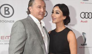 Werden Franjo Pooth und Ehefrau Verona noch einmal Eltern? (Foto)