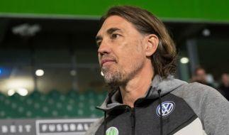 Trainer Martin Schmidt muss mit dem VfL Wolfsburg zum Auftakt des 6. Spieltags in der Fußball-Bundesliga beim FC Bayern München ran. (Foto)
