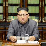 "Neuer Atomtest! Irrer Kim droht dem ""dementen US-Greis"" Trump (Foto)"