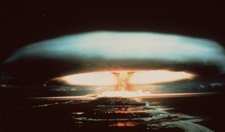 Ein Hobby-Schatzsucher aus Brandenburg soll Teile von Hitler-Atombombe gefunden haben. (Symbolbild) (Foto)
