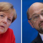 Was googlen die Deutschen vor der Wahl? (Foto)