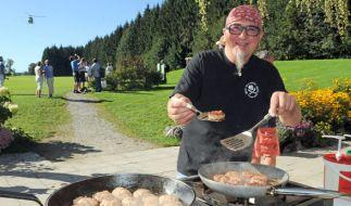 """Stefan Marquard wurde als """"Punkrock-Koch"""" bekannt. (Foto)"""