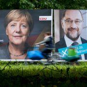 Merkel trotz Klatsche vorn - SPD auf Rekordtief - AfD wird Dritter (Foto)