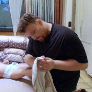 Baby-News für Menowin Fröhlich! Und was macht Sarah Lombardi? (Foto)