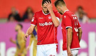 Aktuell ist der 1. FC Kaiserslautern auf dem letzten Platz der Tabelle. Auch noch nach dem Spiel gegen Union Berlin? (Foto)