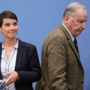 Frauke Petry und Marcus Pretzell treten aus AfD aus (Foto)